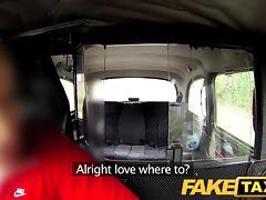 FakeTaxi: Adult tv star seduces taxi driver