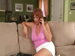 Granny Big Tits, Big Tits, Boobs, Mature, Old, Redhead