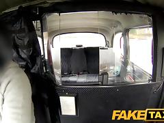 FakeTaxi: Escort trades anal for a free ride