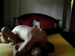 Filipina, Asian, Creampie, Filipina, Hardcore, Interracial