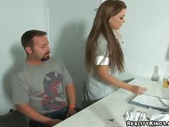 Vagina, Clothed, Couple, MILF, Pussy, Reality