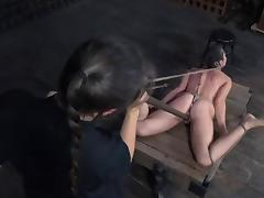 Pussy Punishment by WF