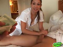 Money, Blowjob, Handjob, Massage, MILF, Money