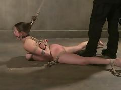 Refined methods of humiliation demonstrated on Missy Minks