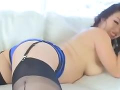 Asian girls in hardcore gangbang