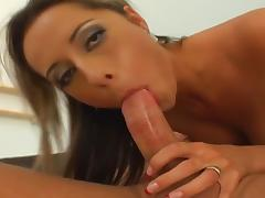 Slender Daria Glower fuck with Ruka Stone