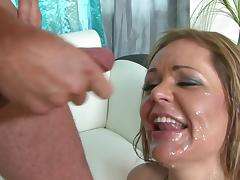 All, Blowjob, Couple, Facial, HD, Kissing