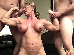 Fetish, Big Tits, Blonde, Boobs, Comic, Fetish
