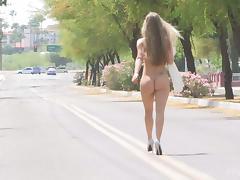 Bikini, Adorable, Bikini, Car, Curvy, Nude