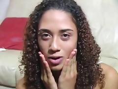 JOI give her a facial