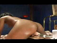 ebony machine fuck 47