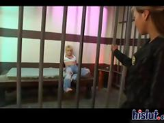 Sabrine got with Missy in her jail cell