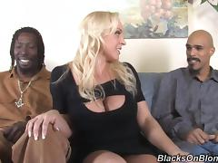 All, Big Tits, Double, Group, Interracial, MILF