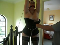 Bondage, Amateur, Bondage, Boobs, Bound, Tits