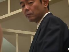 Imprisoned hottie Kaho Kasumi hardcore fucking