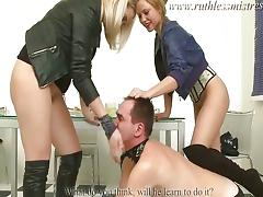 Boots, BDSM, Blonde, Boots, Cunt, Femdom