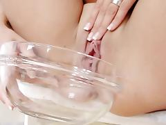 All, Brunette, Close Up, Doctor, Glasses, Pissing