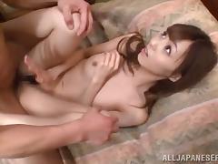 japanese babe loves a good fucking