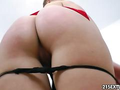 Anal Training of Katya