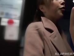 Vagina, Asian, Blowjob, Cum, Cumshot, Cute