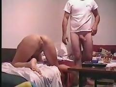 Home sex from Kavkaz couple, Russia