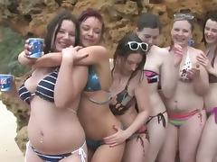 Beach, Amateur, Babe, Beach, Blonde, Brunette