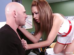 Hot sex in the hospital with doctor Tanya Tate