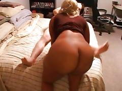 Anal Big Butt Ebony BBW MILF