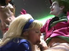 Batman XXX - A Porn Parody, Scene 3