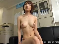 Yummy Yukina Gets A Facial Cumshot On Her Face After Going Hardcore