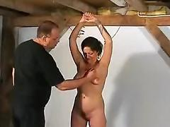 Old, BDSM, Boobs, Humiliation, Mature, Old