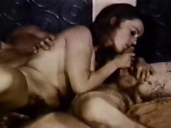 Vintage Hairy Threesome