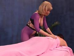 Nina Hartley Is A Mature Bitch Who Loves To Suck Dick