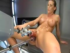 Machine, Machine, Masturbation, POV, Riding, Squirt