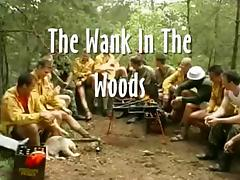 Wank in the Woods