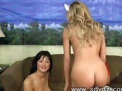 Amy Brooke And Sadie West Take Turns fucking