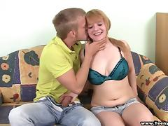 Sweet Boris Goes Hardcore With Anna In An Amateur Video
