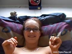 Gorgeous Jenny Gets Her Pussy Licked By Anders In A POV Video