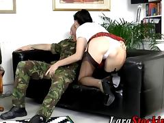 Army, Anal, Army, Ass, Assfucking, Big Cock