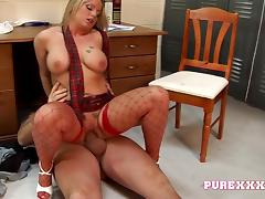 PureXXXFilms Video: Getting Off Easy