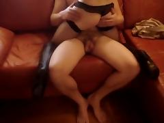Passionate sucking and banging