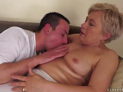 Pretty Ursula Grande Gets Her Pussy Licked Before Going Hardcore