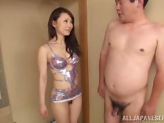 Tasty Aiko Sunakawa Gets Her Pussy Licked Before Going Hardcore
