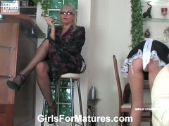 Stepmom, Aged, Mature, Sex, Mother, Grandma