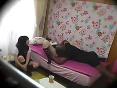 Blindfolded Chinese Angel Drilled by Dark Boy-Friend on Hidden Web Camera