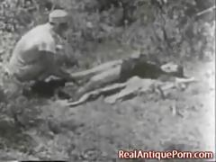 Antique Outdoor Porn of 1915