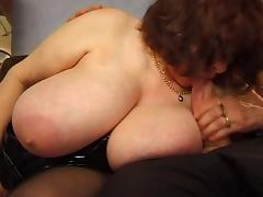 Granny BBW, BBW, Big Tits, Boobs, Chubby, Chunky