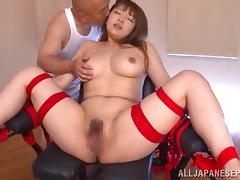 Wet, Angry, Asian, BDSM, Big Tits, Bondage