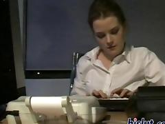 Dominica loves lesbian sex with her friend