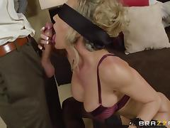 All, Big Tits, Blindfolded, Blowjob, Close Up, Couple